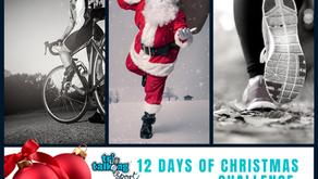 Tri Talking Sport 12 Days of Christmas Challenge
