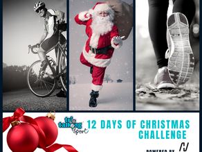 Tri Talking Sport 12 Days of Christmas Challenge