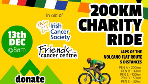 Team IRL Virtual Charity Cycle - Sunday 13th December