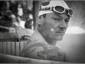 Ger Kennedy Ice Ice Baby: An Ice Swimming Success Story