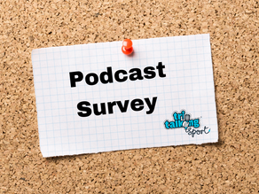 Podcast Survey - I'd Love Your Insight on the Shows