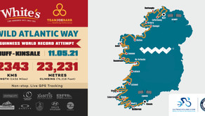 Joe Barr's Wild Atlantic Way Record Attempt