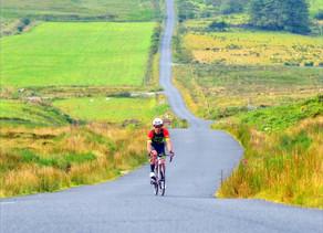 Ronan McLaughlin: Irish Cyclist on The Top of The World