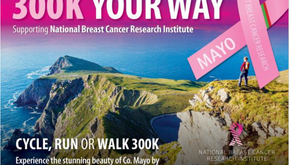 NEWS: Mayo Pink Ribbon Virtual Charity Cycle 2021