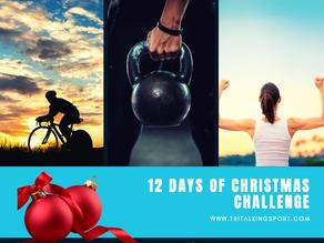 The 12 Days of Christmas Challenge Returns