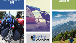 Cycling Connacht Live / Beo:  Adventure Holidaying by Bike