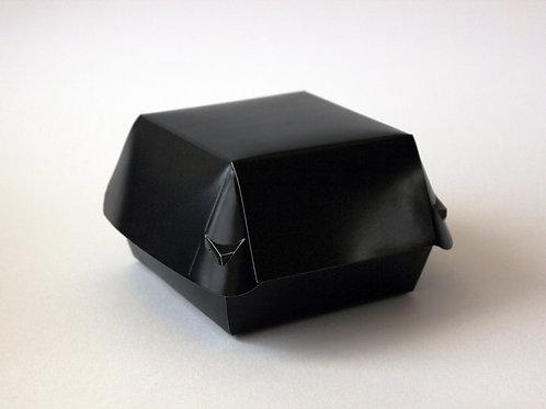 Black Burger Box