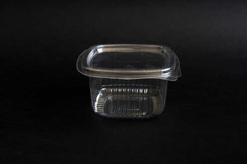 X- Small clear container