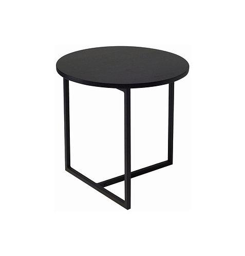 TurnerWalnutRoundSide Table