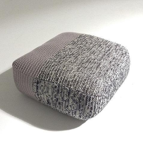 Handmade Knitted Floor Cushion