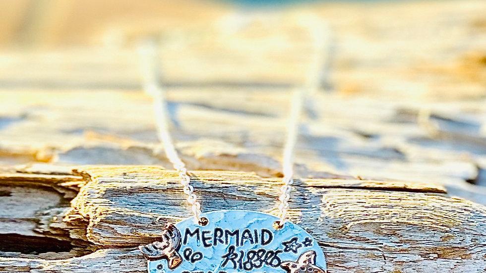 Mermaid kisses and Starfish wishes choker