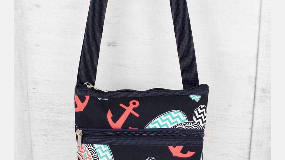 Under the sea cross body bag