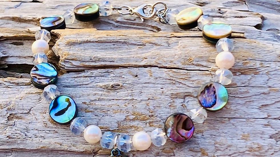 Mermaid tale bracelet
