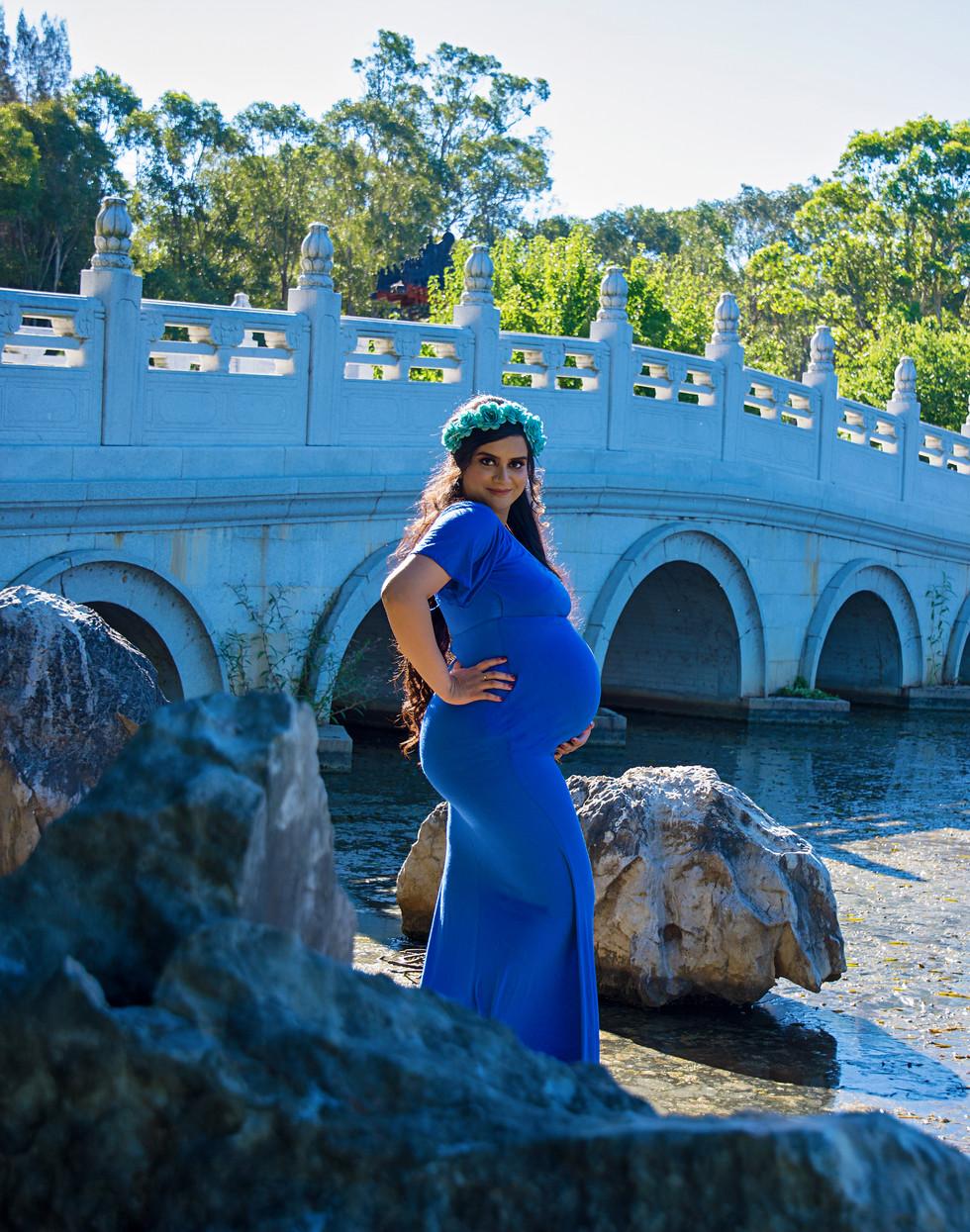 Azalea blue - Tight