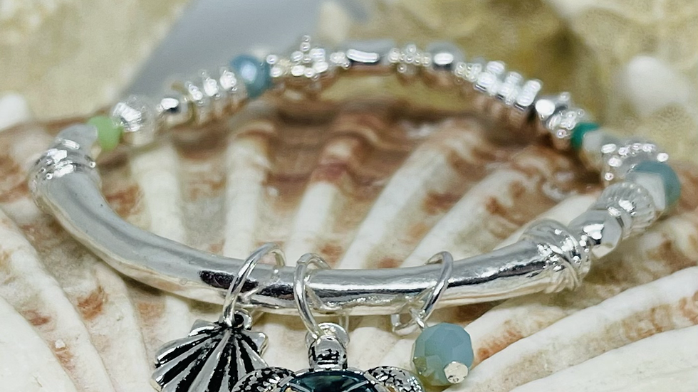 Turtle stretchable Bracelet