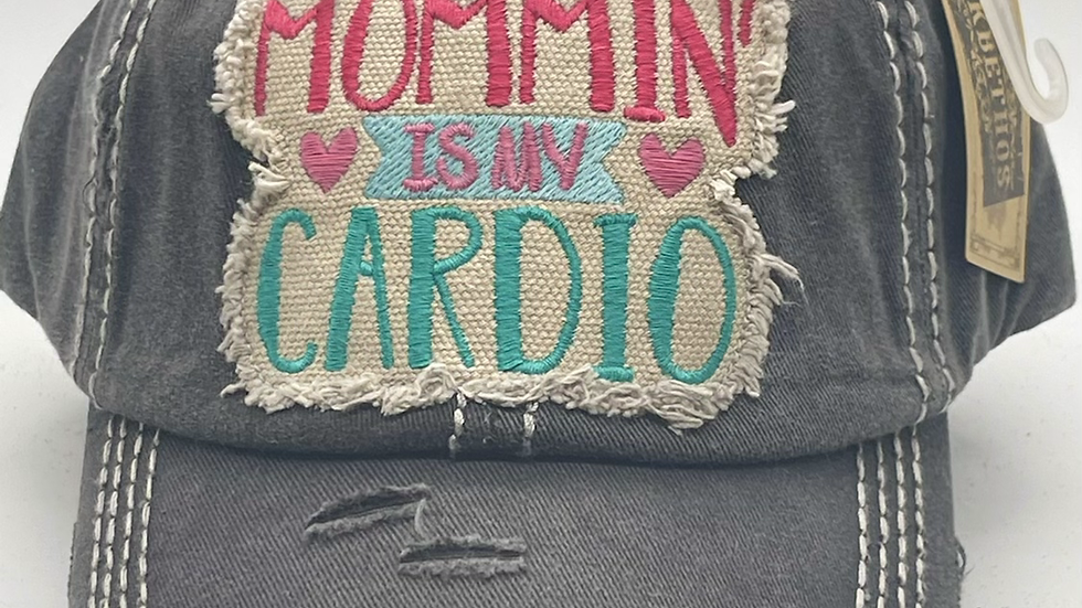 Mommin is my Cardio