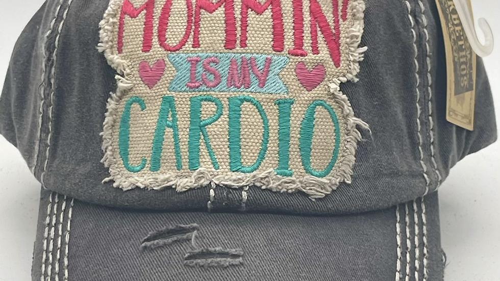 Mommin is my Cardio
