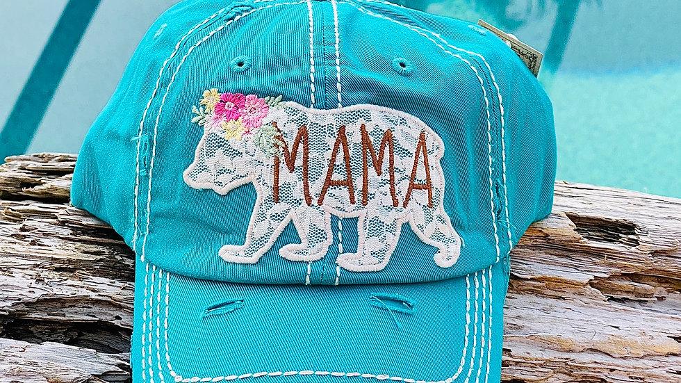 Mama vintage cap