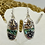 Thumbnail: To town mother of pearl sailboat earrings