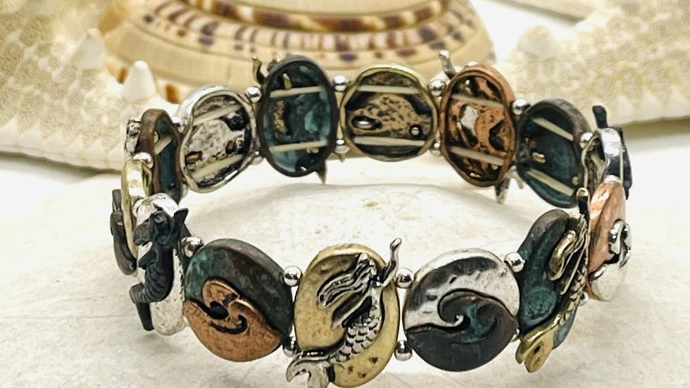 Mermaid Stretchable bracelet