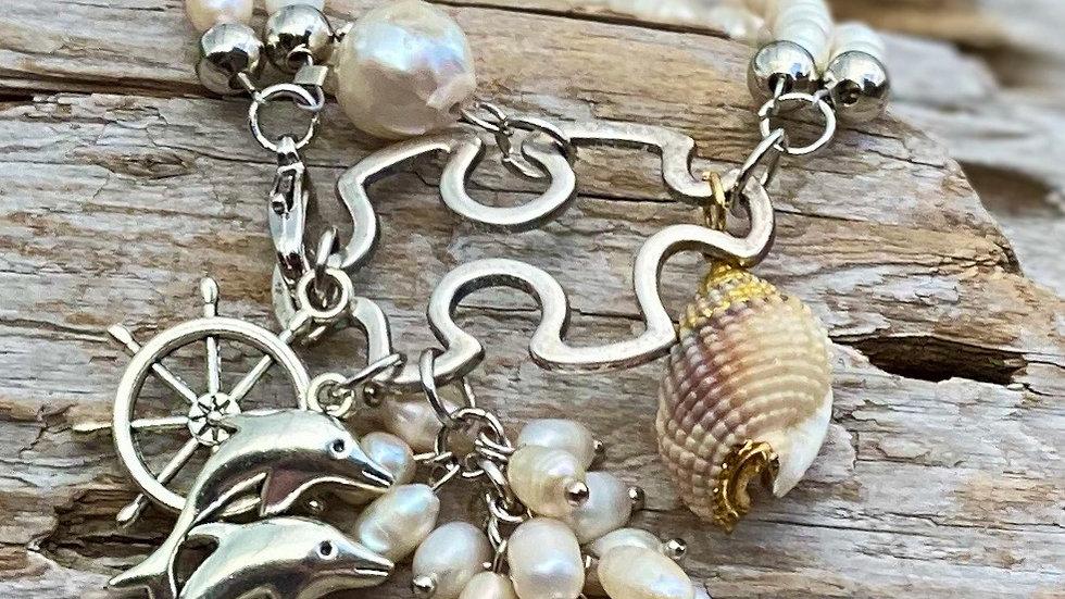 Coastal bracelet