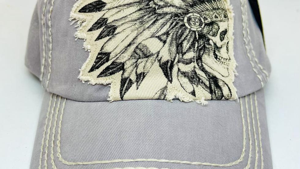 Indian vintage cap