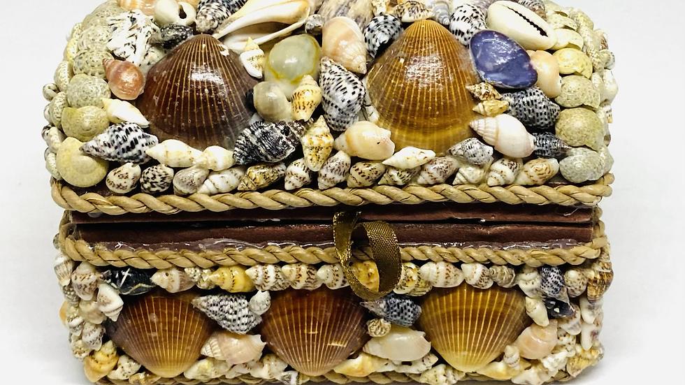Shell Jewerly box