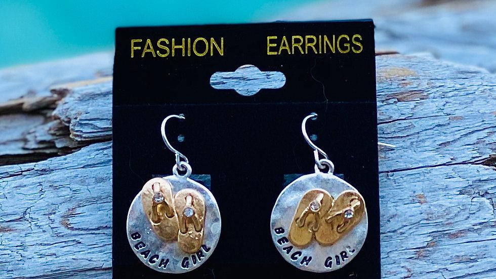Beach Girl Earrings