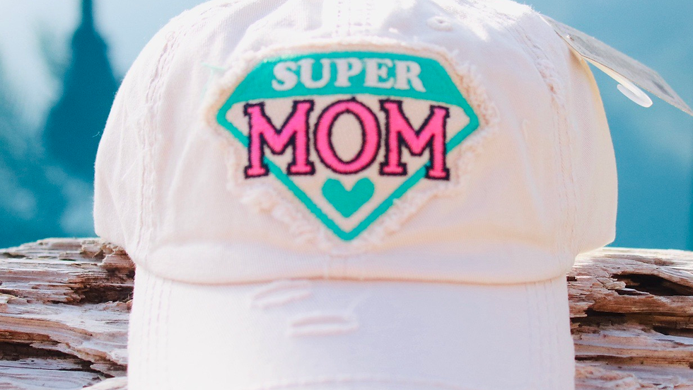 Vintage Mom cap
