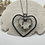 Thumbnail: Heart necklace