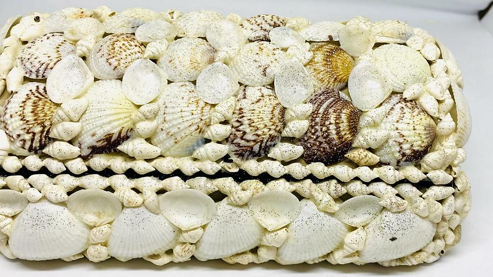 White shell Jewerly box