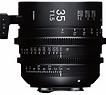 SIGMA FF High Speed Prime Lens Full Fram