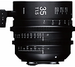SIGMA FF High Speed Prime Lens