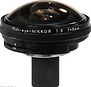 NIKKOR 8mm FISHEYE LENS T8.0