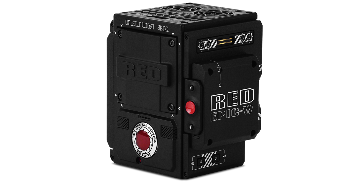 Red Epic-W Red Epic W