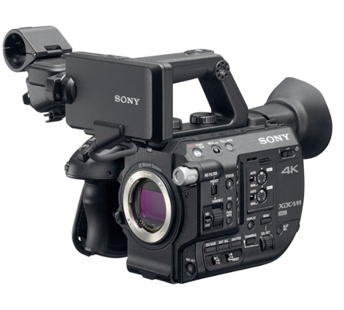 Sony PXW-FS7 4K