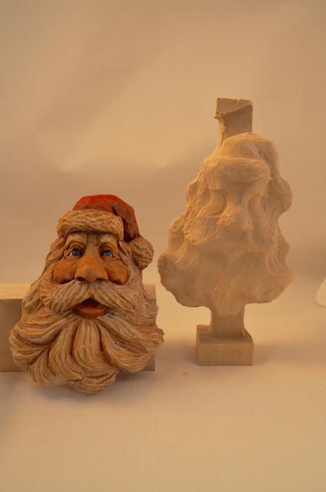 shelf Santa