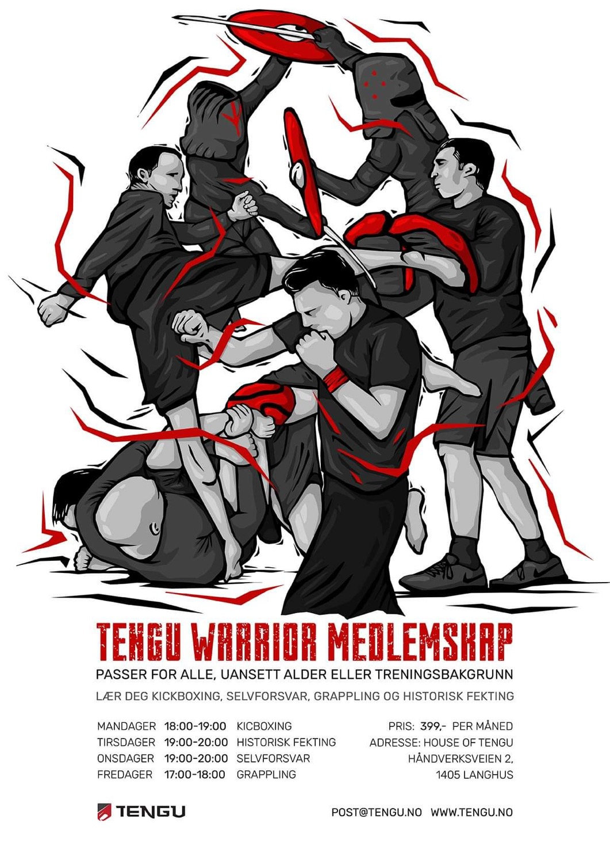 Tengu Kickboxing
