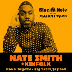Nate Smith + Kinfolk