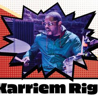 Karriem Riggins Live!