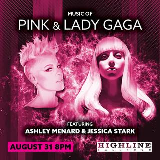 Music of Pink & Lady Gaga