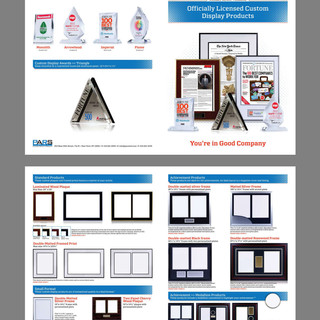 PARS Custom Display Products Brochure