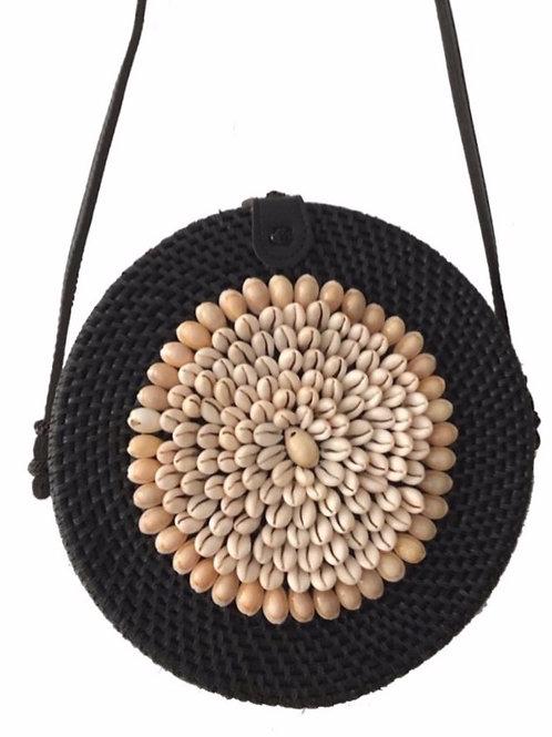 Shell bag black