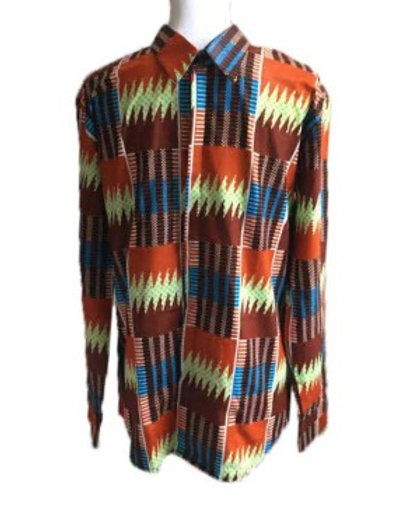 Kente shirt