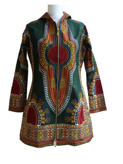 Dashiki Jacket