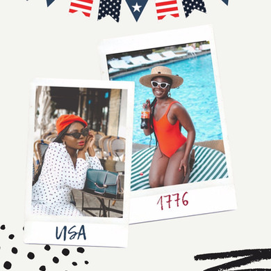 5 Fabulous Ways to Wear Red, White and Blue for Fourth of July!