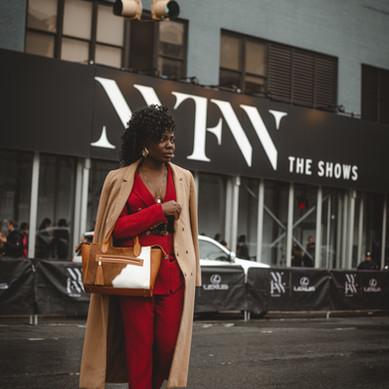 New York Fashion Week with Four Seasons New York Downtown