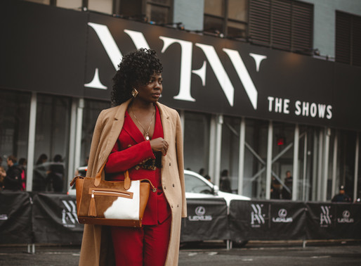 New York Fashion Week with Four Seasons New York Downtown