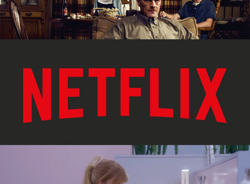 THE BEST ENTERTAINMENT ON NETFLIX DURING SELF-ISOLATION