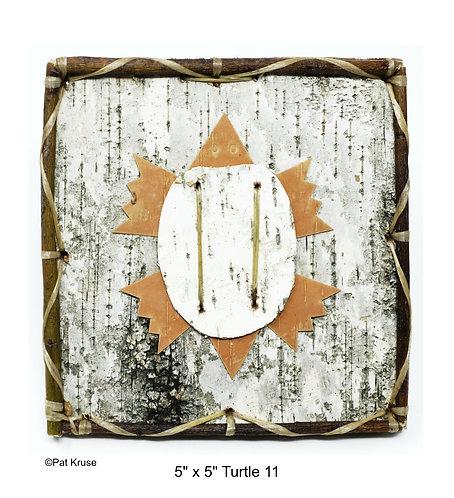 """Turtle 11 - 5"""" x 5"""""""